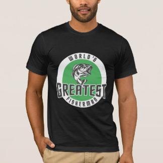 WORLD'S GREATEST FISHERMAN T-Shirt