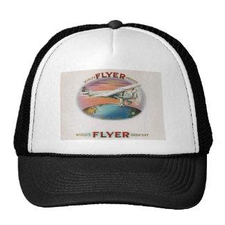 World's Greatest Flyer Vintage Spirit of St. Louis Trucker Hats