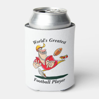World's Greatest Football Player Can Cooler