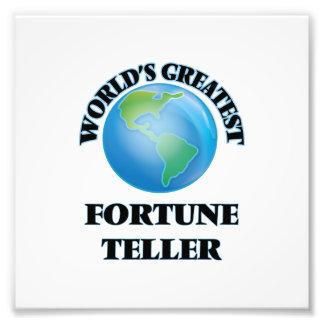 World's Greatest Fortune Teller Photo Art