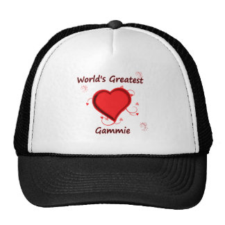 World's Greatest Gammie Mesh Hats
