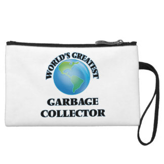 World's Greatest Garbage Collector Wristlet