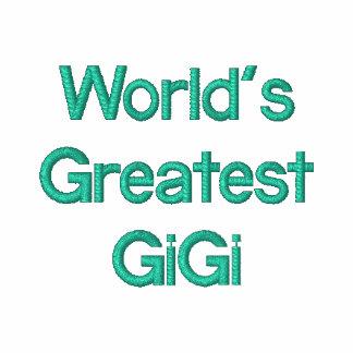 World's Greatest GiGi Hoodie