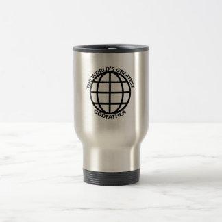 World's Greatest Godfather Travel Mug