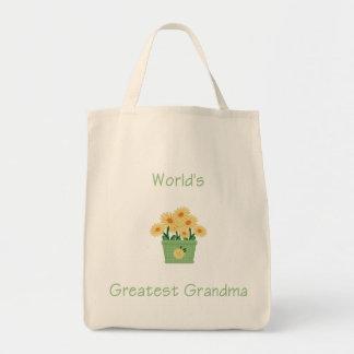 world's greatest grandma (yellow flowers)