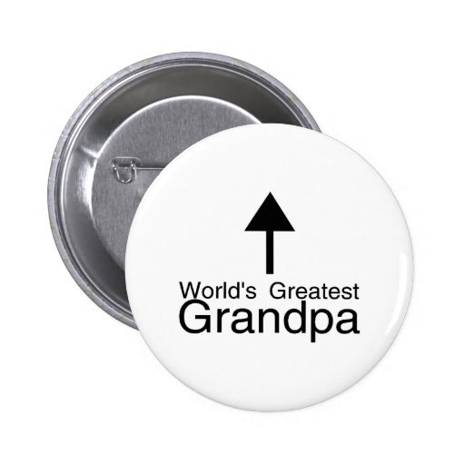 Worlds Greatest Grandpa Arrow Buttons