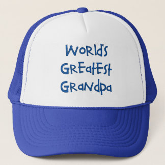 World's Greatest Grandpa Hat