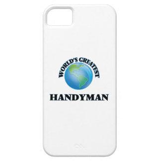 World's Greatest Handyman iPhone 5 Cover