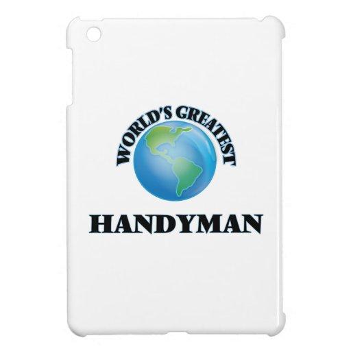 World's Greatest Handyman Cover For The iPad Mini