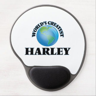 World's Greatest Harley Gel Mousepads