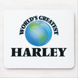 World's Greatest Harley Mousepads
