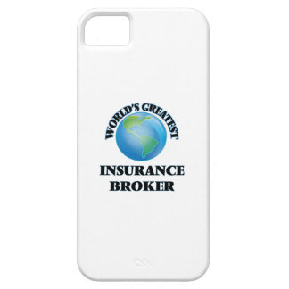 World's Greatest Insurance Broker iPhone 5 Covers