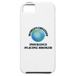 World's Greatest Insurance Placing Broker iPhone 5 Cases