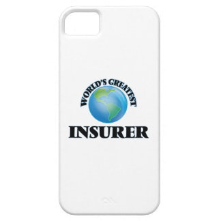 World's Greatest Insurer iPhone 5 Cover