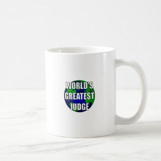 World's greatest Judge Mugs