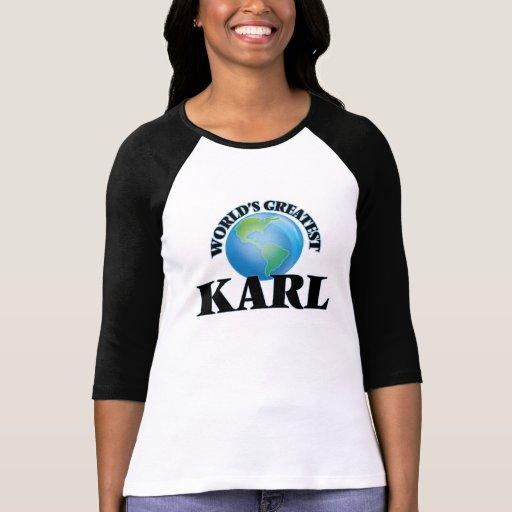 World's Greatest Karl Tshirts