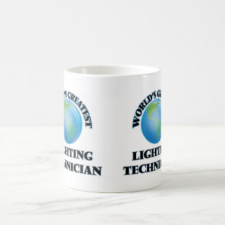 World's Greatest Lighting Technician Mugs
