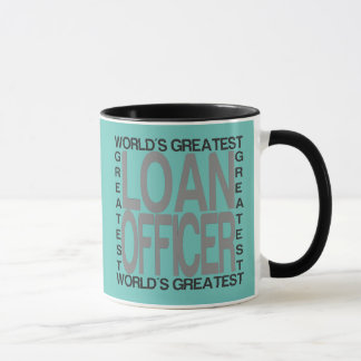 Worlds Greatest Loan Officer Mug