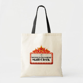 World's Greatest Mail Clerk Bag
