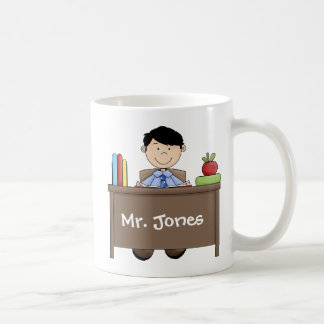World's Greatest Male Teacher Coffee Mug