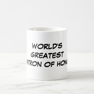 """World's Greatest Matron of Honor""  Mug"