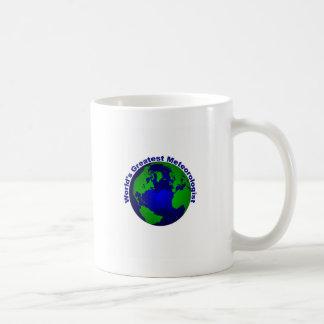 World's Greatest Meteorologist Coffee Mugs