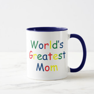Worlds Greatest Mom Mug