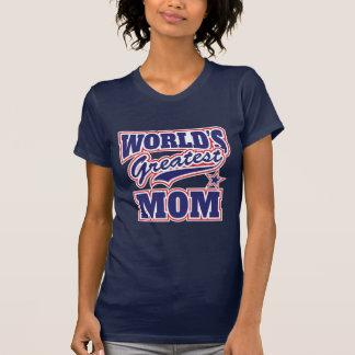 World's Greatest Mom Tees