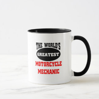 world's greatest motorcycle mechanic, mug
