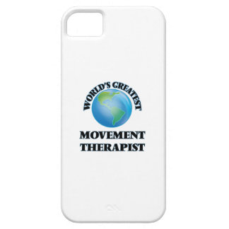 World's Greatest Movement Therapist iPhone 5/5S Cases