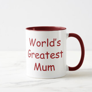 Worlds Greatest Mum