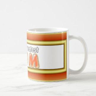 World's Greatest Mum Coffee Mug
