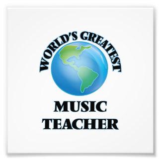 World's Greatest Music Teacher Photo
