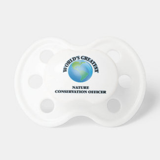 World's Greatest Nature Conservation Officer Pacifier