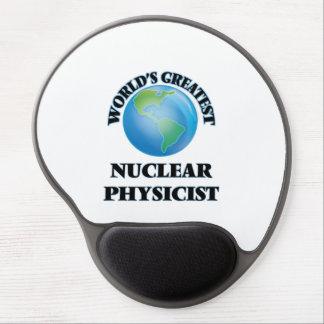 World's Greatest Nuclear Physicist Gel Mousepads