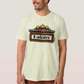World's Greatest Painter T-Shirt