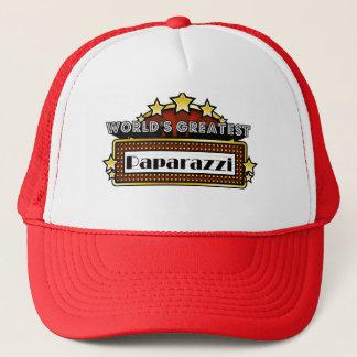 World's Greatest Paparazzi Trucker Hat