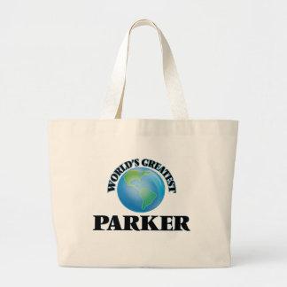 World's Greatest Parker Bag