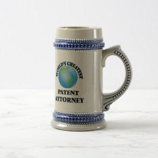 World's Greatest Patent Attorney Coffee Mug