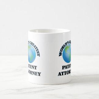 World's Greatest Patent Attorney Mug