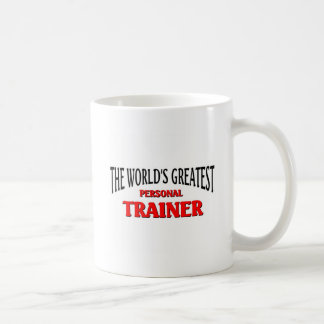 World's Greatest Personal Trainer Coffee Mug