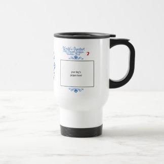 Worlds Greatest Petit Basset Griffon Vendéen Mix 15 Oz Stainless Steel Travel Mug