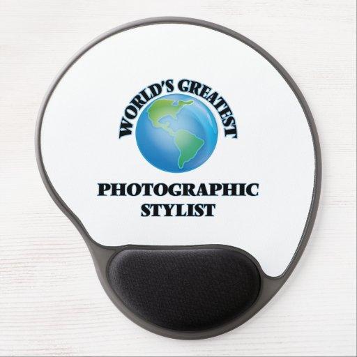 World's Greatest Photographic Stylist Gel Mousepads