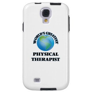 World's Greatest Physical Therapist Galaxy S4 Case