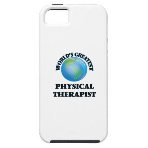 World's Greatest Physical Therapist Cover For iPhone 5/5S