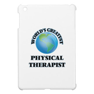 World's Greatest Physical Therapist Case For The iPad Mini