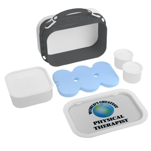 World's Greatest Physical Therapist Yubo Lunchboxes
