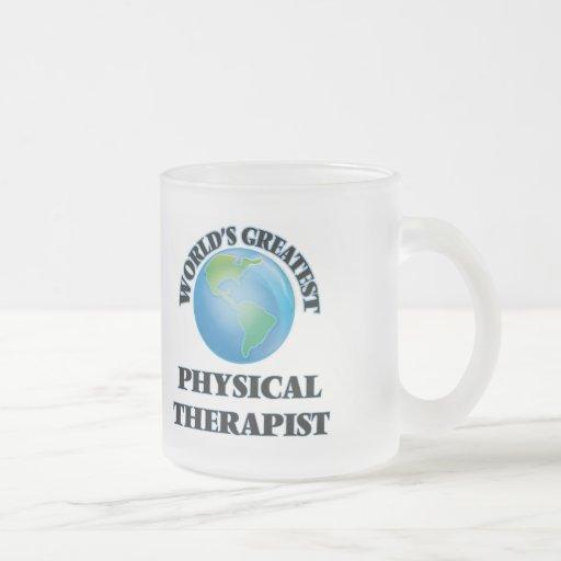 World's Greatest Physical Therapist Mug