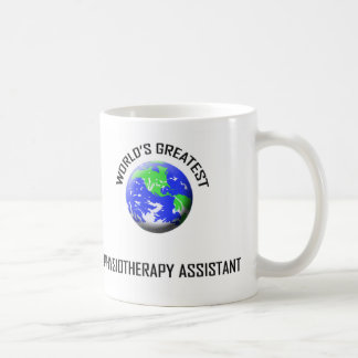World's Greatest Physiotherapy Assistant Coffee Mug