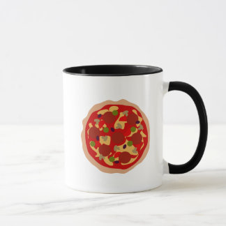 World's greatest pizza maker custom coffee mug